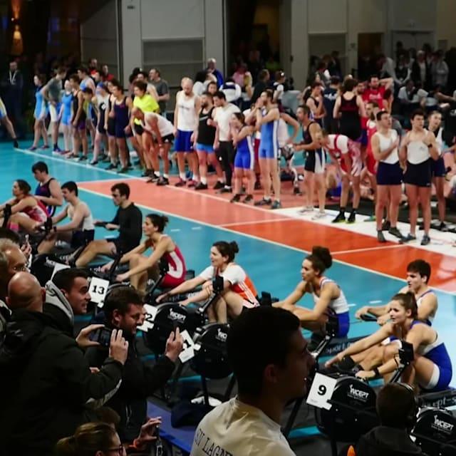 WATCH... World Indoor Championships - Long Beach