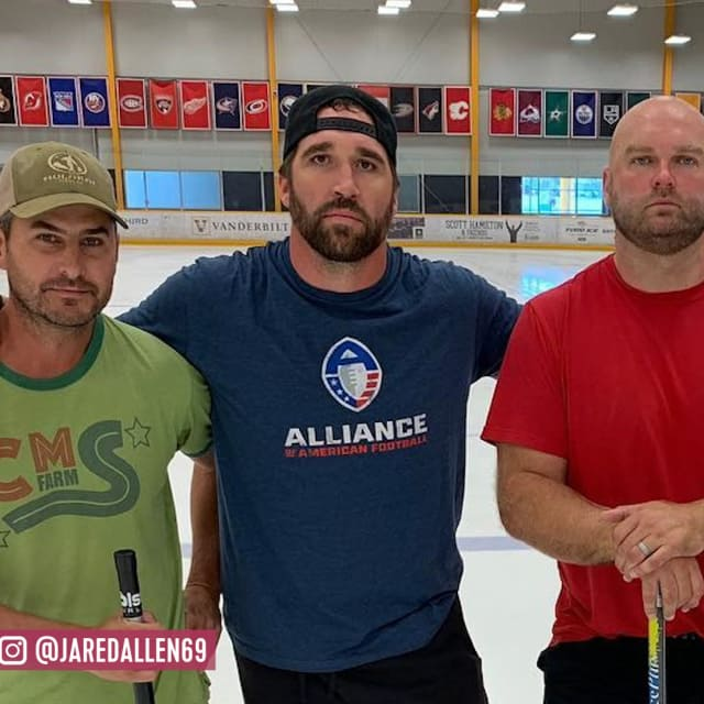 NFL to curling: Former Pro Bowler Jared Allen aims for Beijing 2022
