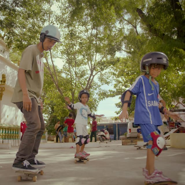 Welcome to Skateistan