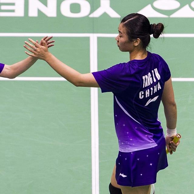 Finals | YONEX SUNRISE Hong Kong Open - Hong Kong