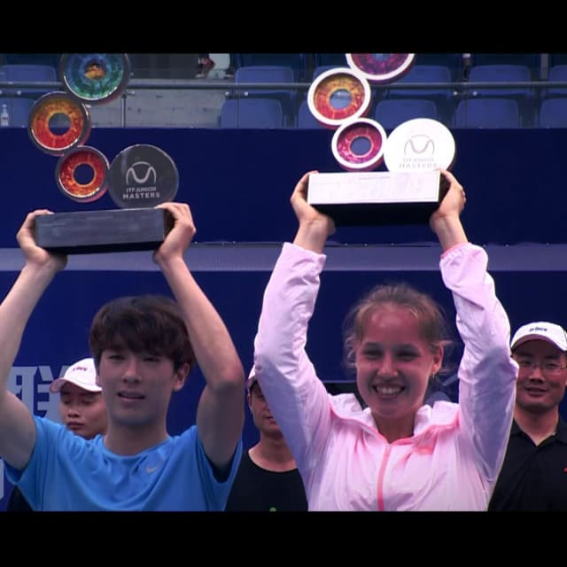 Finals Court 1 | Junior Davis Cup and Junior Fed Cup