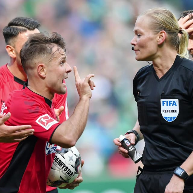 ¿Te has preguntado qué conlleva ser un árbitro en la Copa del Mundo?