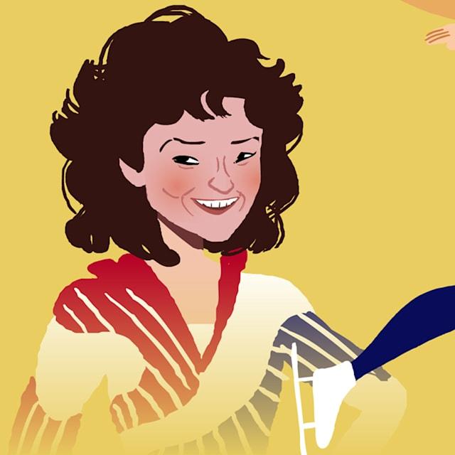 Por que o apoio da família foi fundamental para o sucesso Olímpico de Blair?