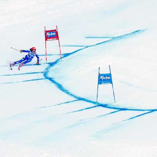 Women's Giant Slalom - Run 2 | FIS World Cup - Kronplatz