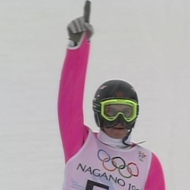 Bestnoten für Stil im Olympia-Skispringen