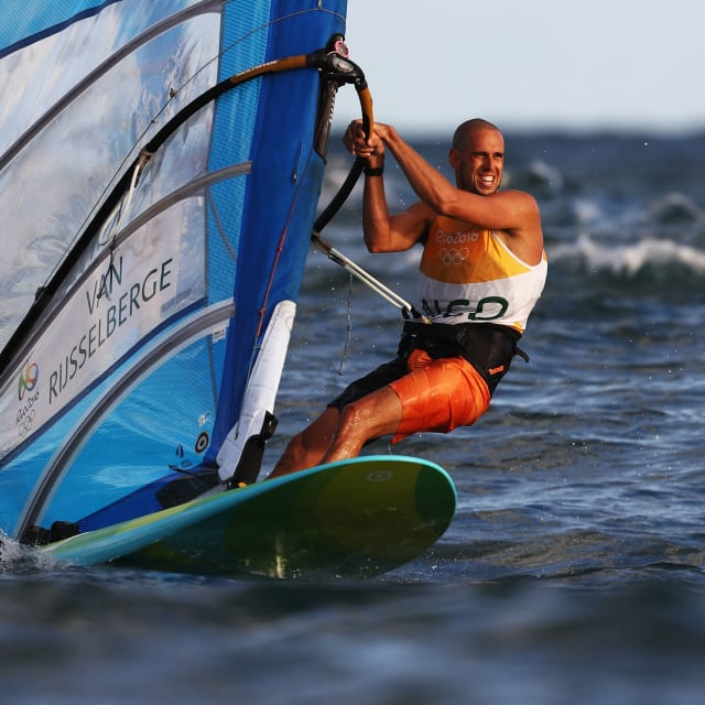 Dorian van Rijsselberghe: Wie ich das olympische Windsurfen verändern will