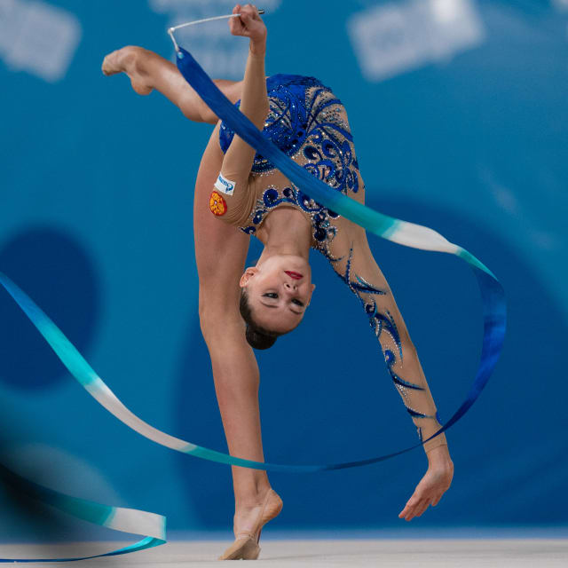 rhythmic gymnastics news athletes highlights more olympic