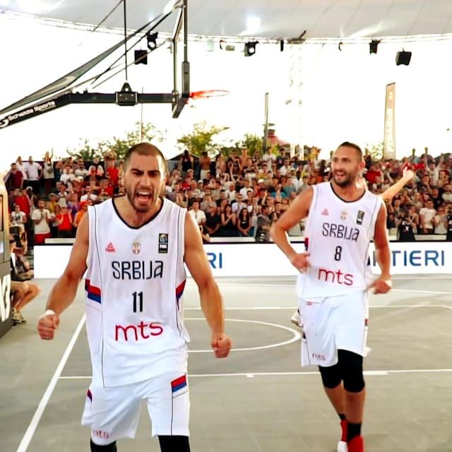 AUFGEPASST... FIBA 3x3 Weltcup - Amsterdam