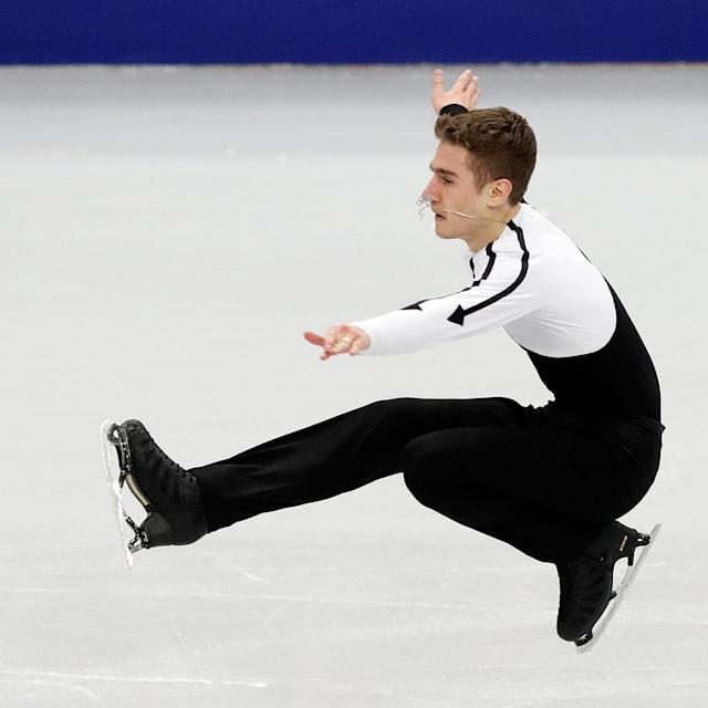 Matteo Rizzo claims Winter Universiade men's singles title