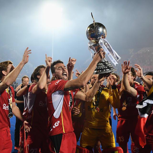 Bélgica conquista Copa do Mundo de Hóquei após pênaltis