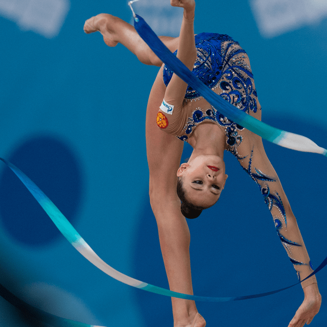 Final del concurso completo (I) - Gimnasia rítmica   JOJ Buenos Aires 2018