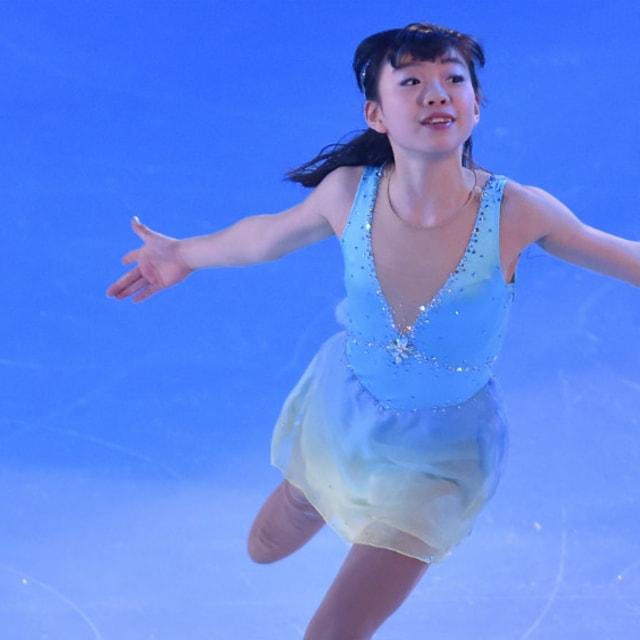 【アスリートの原点】紀平梨花:「ジャンプの申し子」は幼稚園時代に跳び箱8段を飛び、逆立ちで園内を歩いた