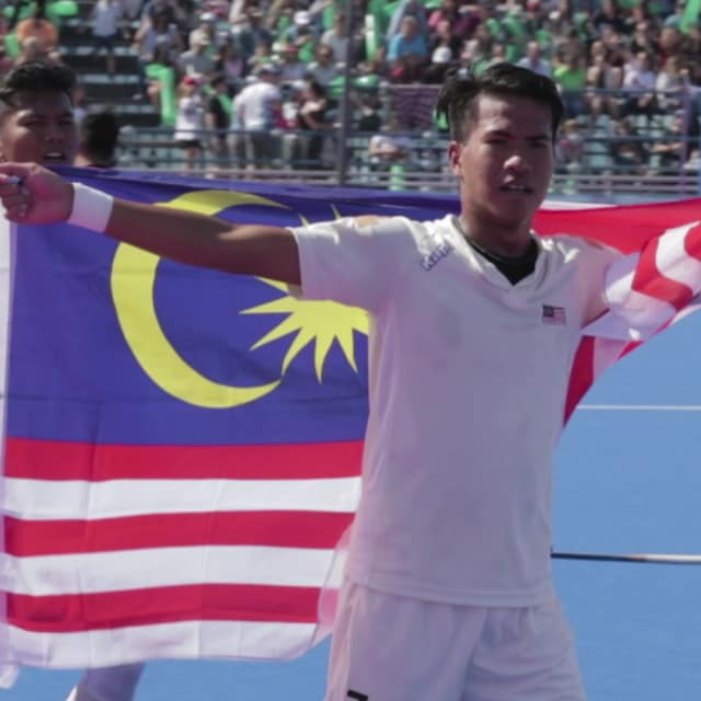 Goals for gold: Hockey fans go wild at Malaysia's epic win