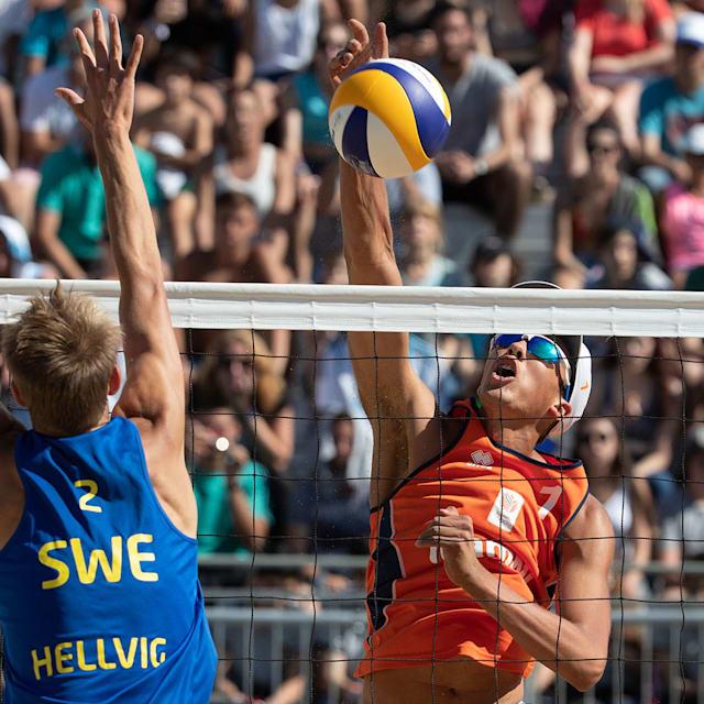 Men's Finals - Beach Volleyball  | Buenos Aires 2018 YOG