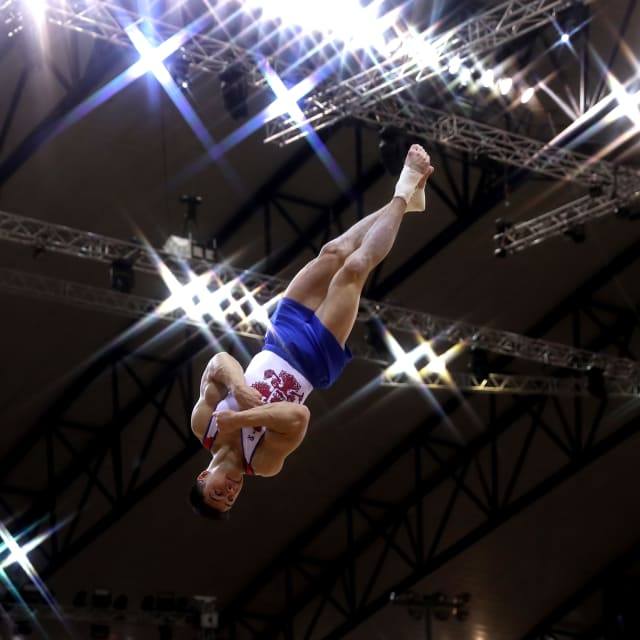 Finals - Day 2 | FIG World Championships