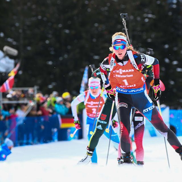 Poursuite 10km (F) | Coupe du Monde IBU - Salt Lake City