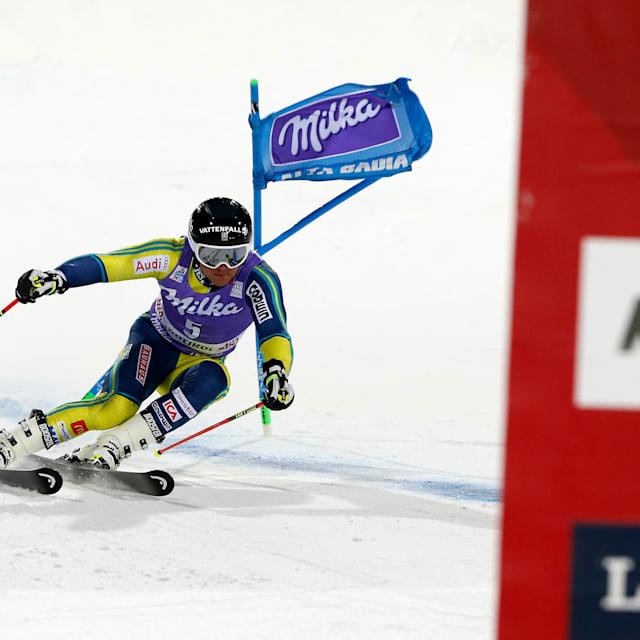Slalom Géant (H) - Run 1 | Coupe du Monde FIS - Alta Badia