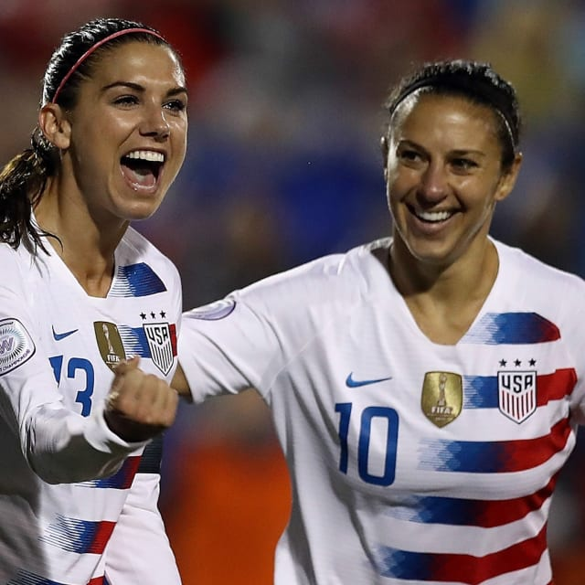 Players give insight on lawsuit with U.S. Soccer: