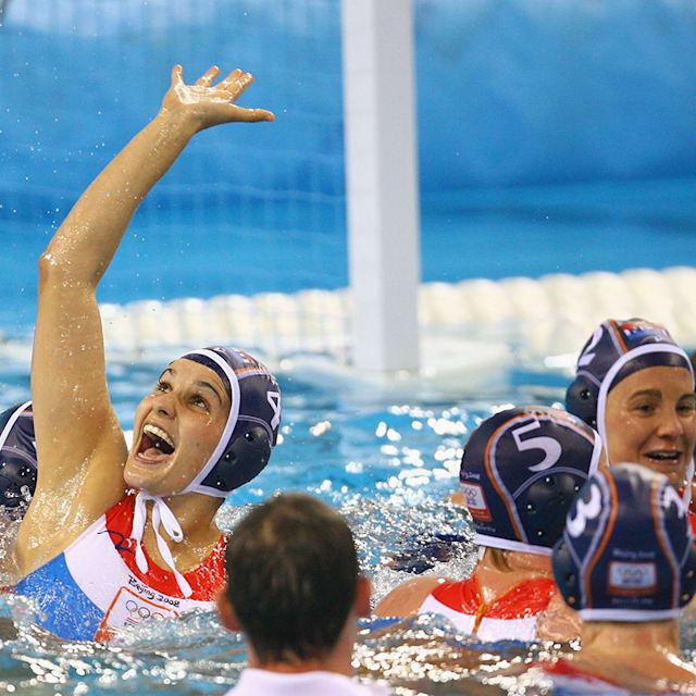 Top 10: Gols Olímpicos do polo aquático