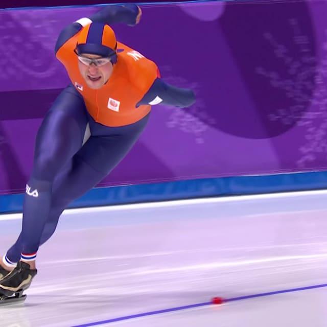 회복기간 길어지고 있는 올림픽 4회 챔피언 스벤 크라머