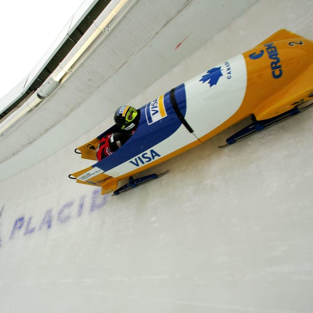 Bob à 2 - Manche 1 | Coupe du Monde IBSF Bobsleigh & Skeleton - Lake Placid