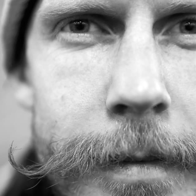 Robert Johansson: The man behind the moustache