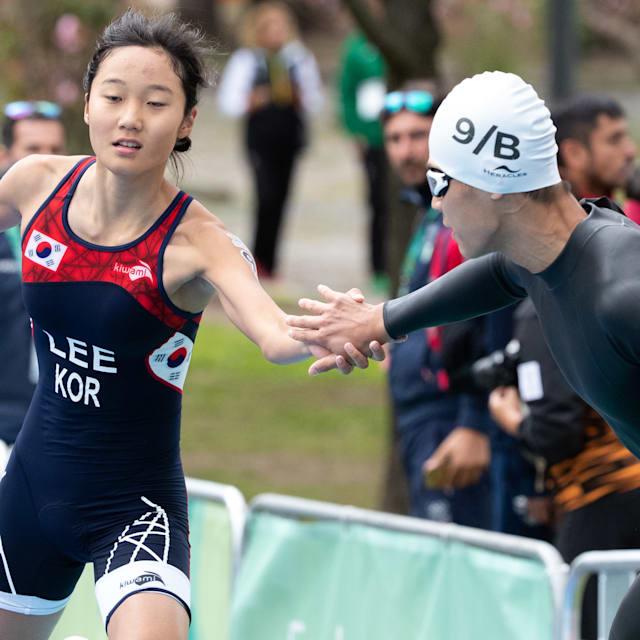 Mixed Relay - Triathlon | YOG 2018 Highlights