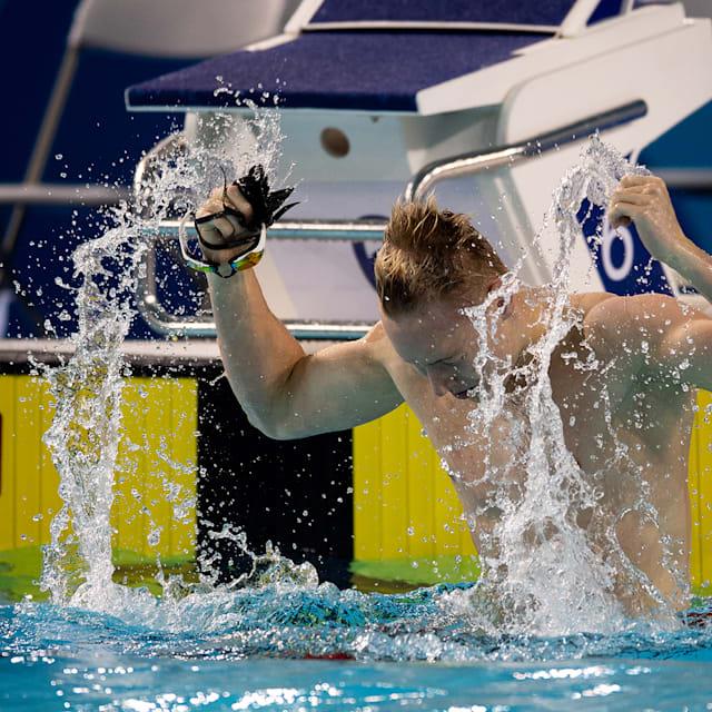 Finals - Tag 6 - Schwimmen | Buenos Aires 2018 OJS