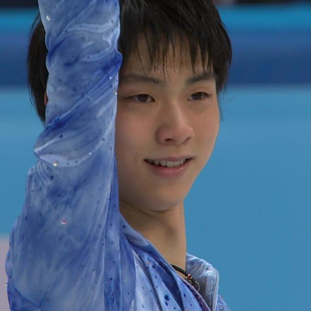 Todas performances de Yuzuru Hanyu nos Jogos Olímpicos