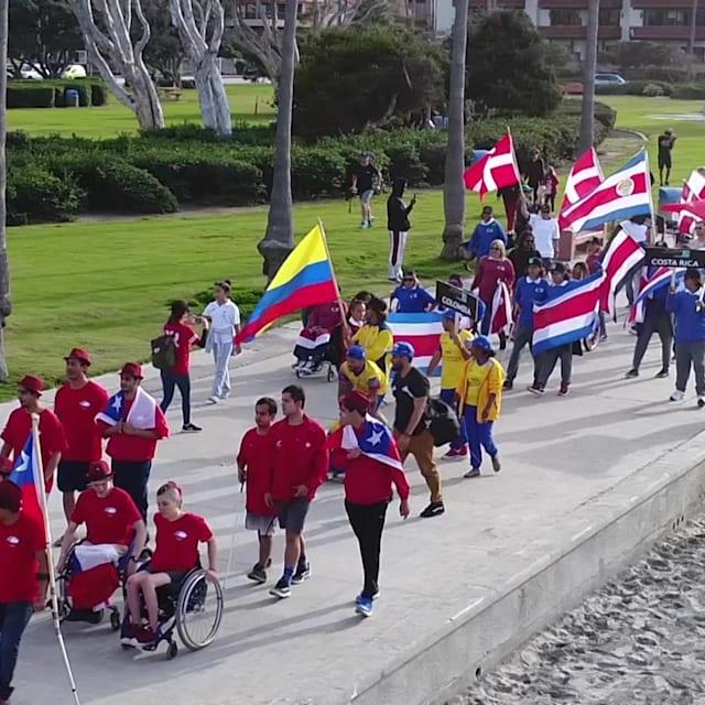 4e Jour | Stance ISA World Adaptive Championship - La Jolla