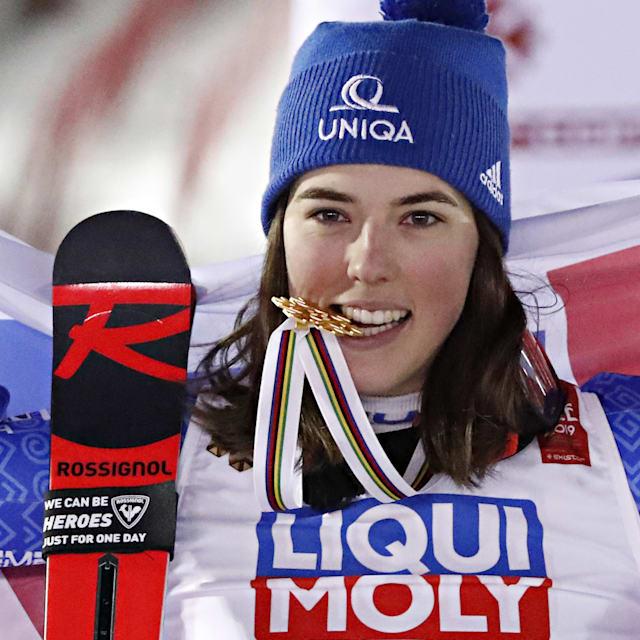 منافسة الدول الرائدة في التزلج، وتحقيق الانتصار