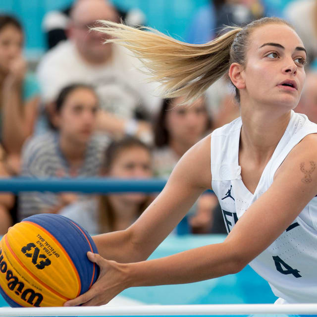 Women's Shoot-Out Contest - 3x3 Basketball | Buenos Aires 2018 YOG