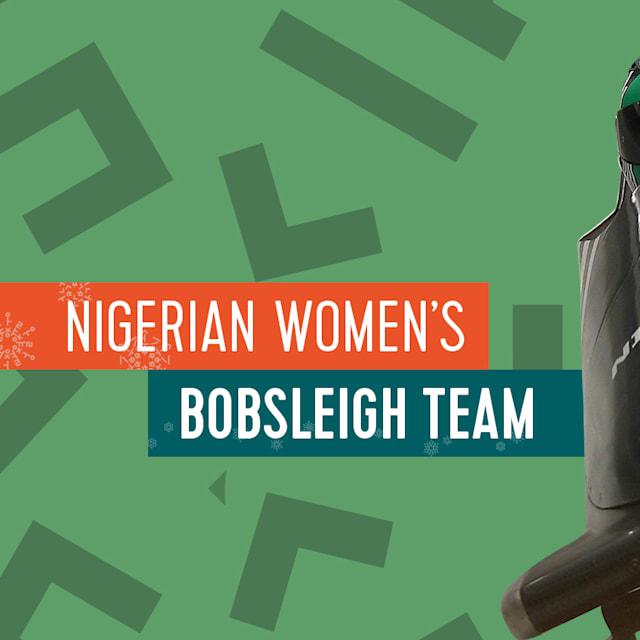 ナイジェリア女子ボブスレーチーム:私の平昌ハイライト
