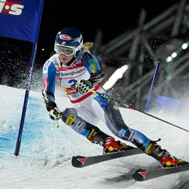 Women's Parallel Slalom - Finals   FIS World Cup - St Moritz