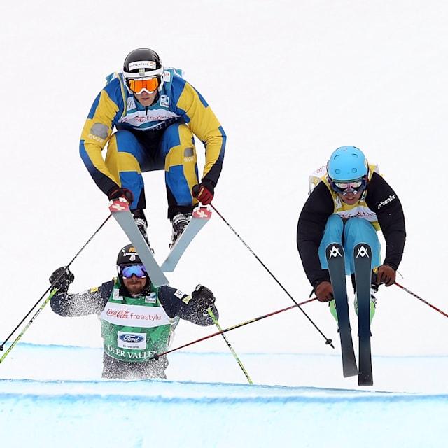 スキークロス - 2日目 | FISワールドカップ - イドレフェール
