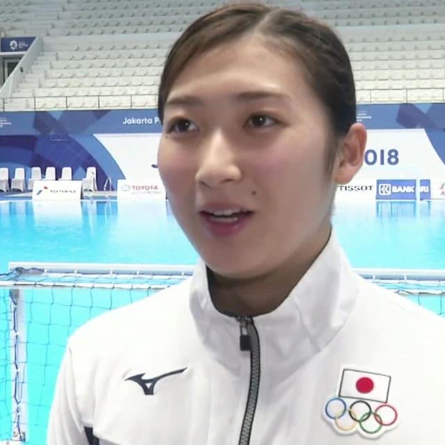 Rikako Ikee looks forward to Tokyo 2020