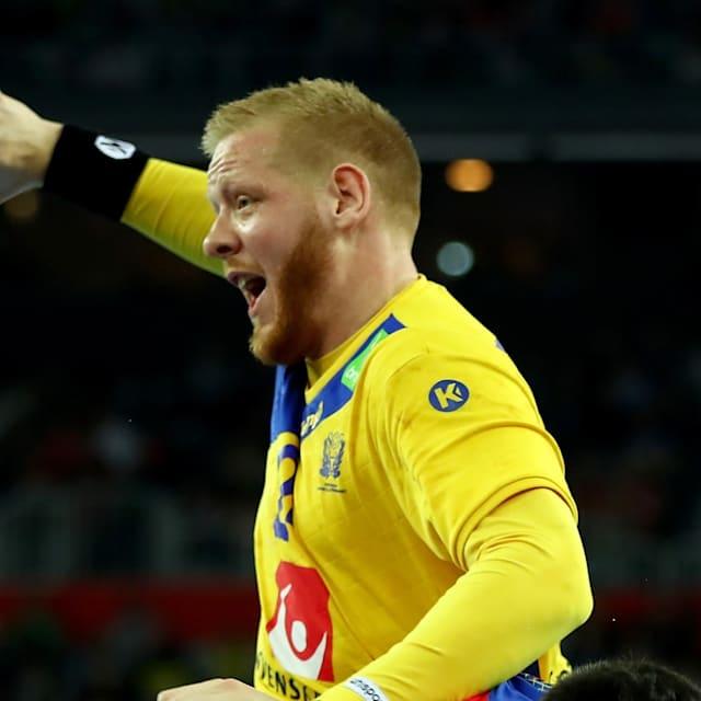 瑞典vs奥地利 | EHF 欧洲杯