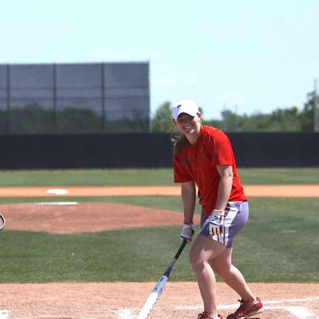 Sports Swap: Tennis vs Softball with Vasek Pospisil & Haylie McCleney