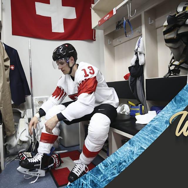 Hockey sur Glace: Équipe de Suisse masculine