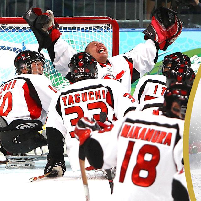 Японский прорыв в следж-хоккее | Impossible Moments