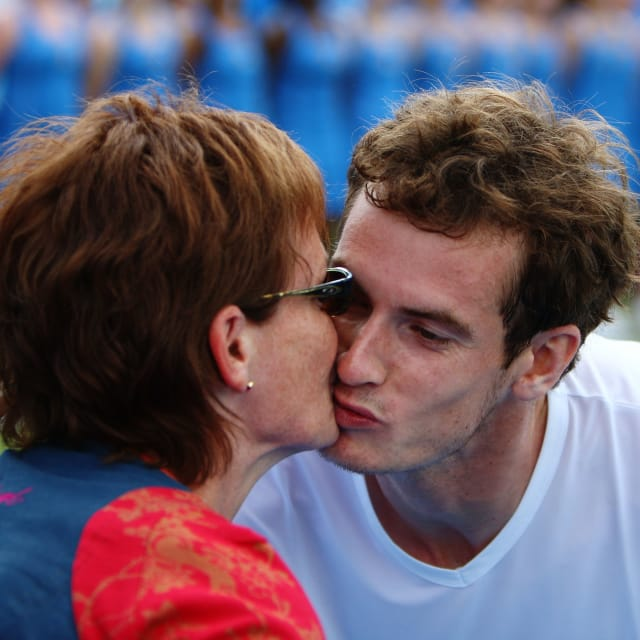 Andy Murray, the voice for equality