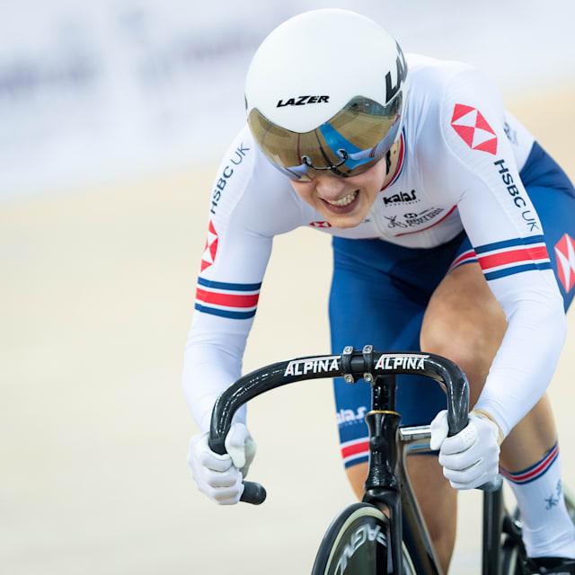 Team GB track cyclist Victoria Williamson makes remarkable comeback after horrific crash