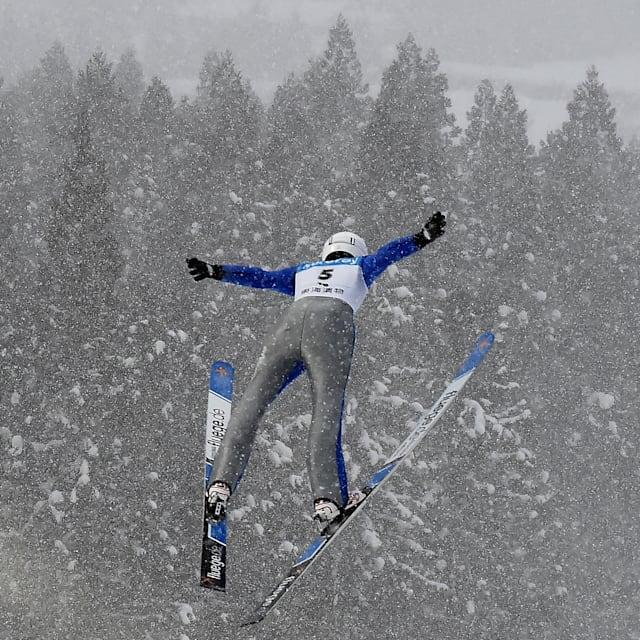 FIS 世界杯 - 奥伯斯多夫