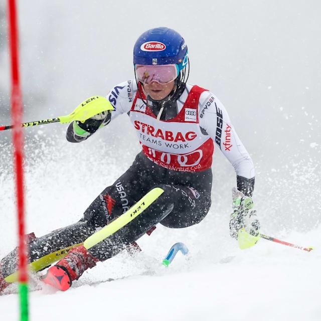 Slalom queen Mikaela Shiffrin breaks FIS Ski World Cup record