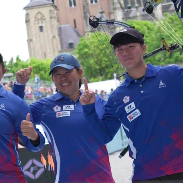 Highlights Compound  | Campionati Mondiali 2019 Hyundai