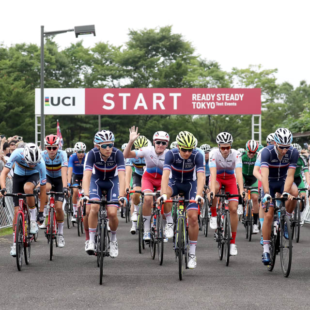 Gallery of READY STEADY TOKYO - Cycling Road (Start Point)