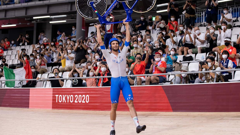 Italia, Rècord Olìmpico: 10 oros y 40 medallas