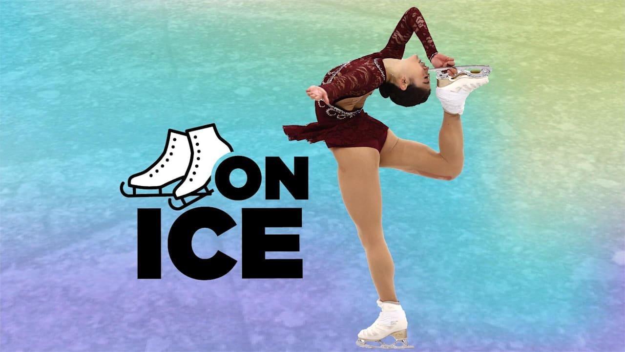 Смотри Olympic Channel на льду LIVE