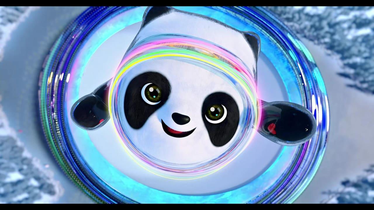 Bing Dwen Dwen - The Beijing 2022 Winter Olympic Games Mascot