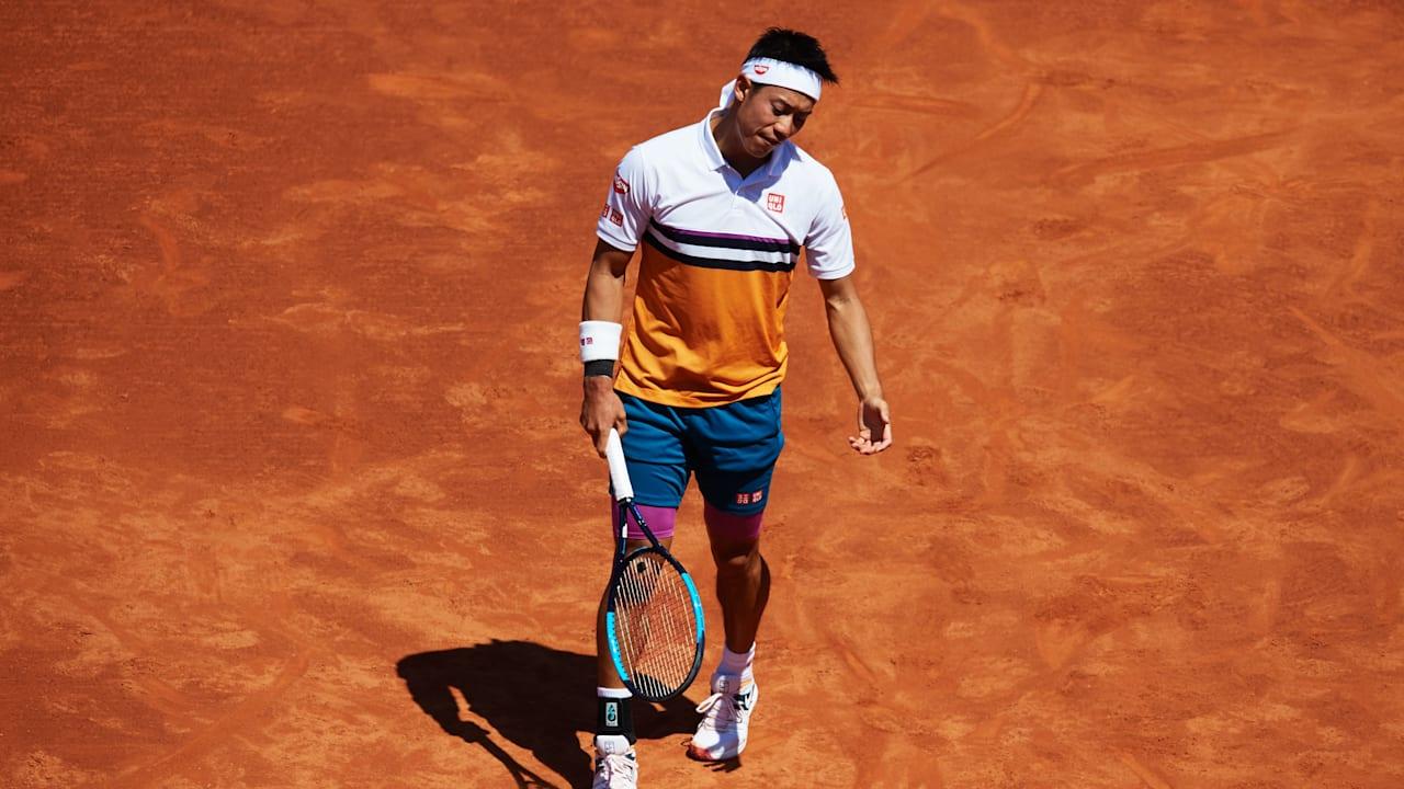 決勝 男子 テニス